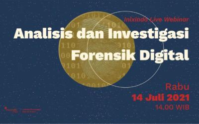Analisis dan Investigasi Forensik Digital