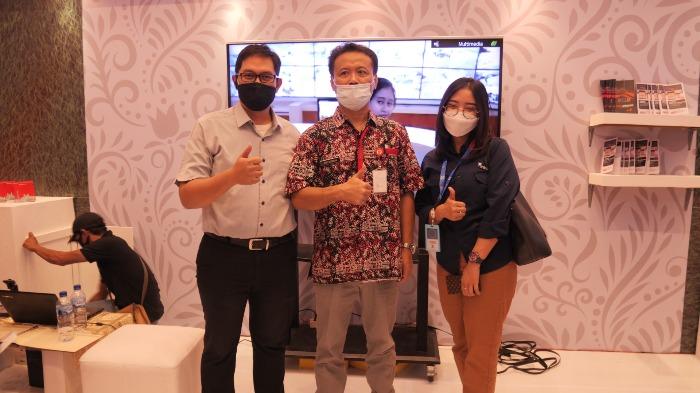 Pemkot Semarang Pamerkan Tilik Semar dan Robot Pelayanan di Indo Smart City Forum & Expo 2021 1