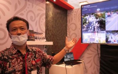 Pemkot Semarang Pamerkan Tilik Semar dan Robot Pelayanan di Indo Smart City Forum & Expo 2021